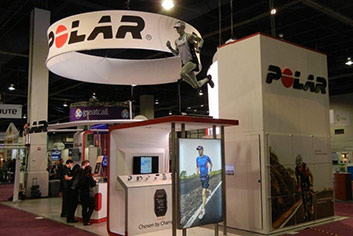 Custom Trade Show Modular Exhibits